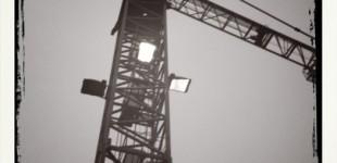 Daily Hipstamatic: Crane