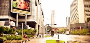Singapore surreal