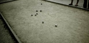 Photos of the day: Sunday petanque at Amstelveld