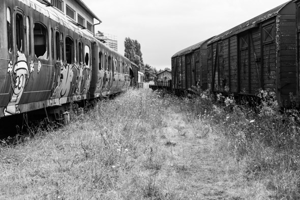 Gare Richelieu L1001794