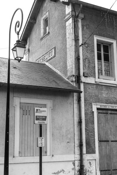 Gare Richelieu L1001800